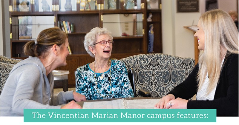 Vincentian Marian Manor Personal Care Pittsburgh